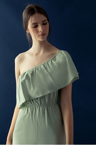 Show details for Doxtavia Jumpsuit (Pale Green)