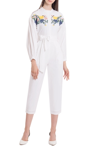 Picture of Destroz Jumpsuit (White)