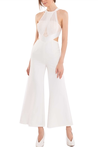 Picture of Derieny Jumpsuit (White)