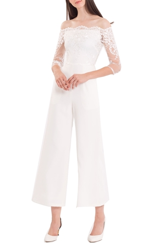 Picture of Derliafa Jumpsuit (White)