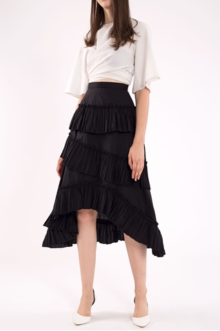 Show details for Datariver Skirt (Black)