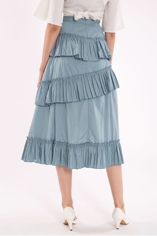 Show details for Datariver Skirt (Dull Blue)