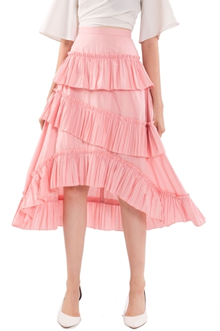 Picture of Datariver Skirt (Powder Pink)
