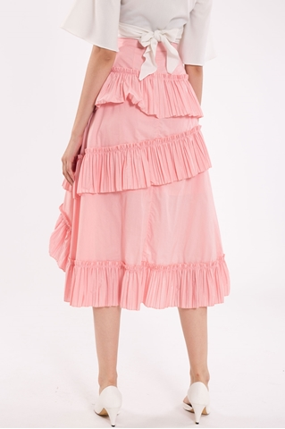 Show details for Datariver Skirt (Powder Pink)