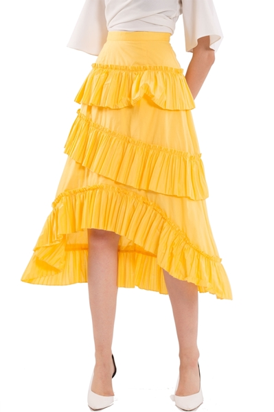 Picture of Datariver Skirt (Yellow)