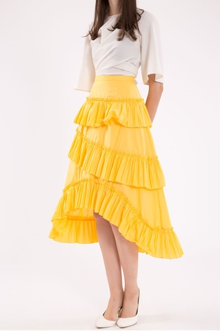 Show details for Datariver Skirt (Yellow)