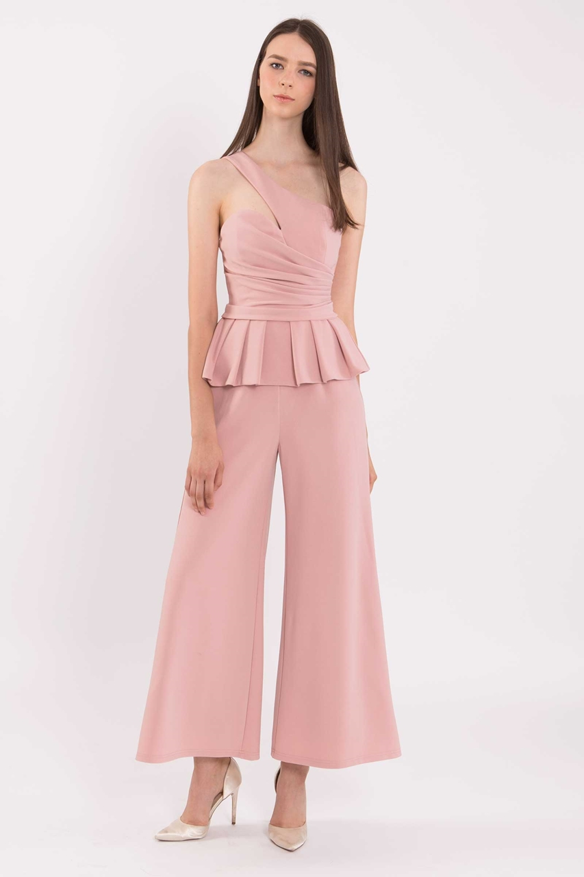 for whole family 100% quality big selection of 2019 Diwutiq Jumpsuit (Pale Pink)