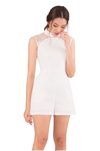 Picture of Dremier Romper (White)