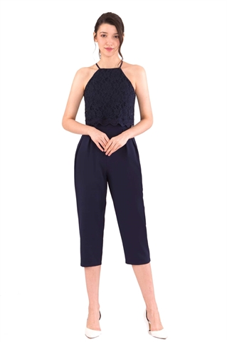 Picture of Daferuq Jumpsuit (Navy)