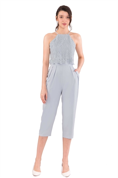 Picture of Daferuq Jumpsuit (Pale Blue)
