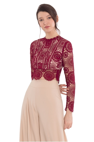 Picture of Defa Top (Maroon)