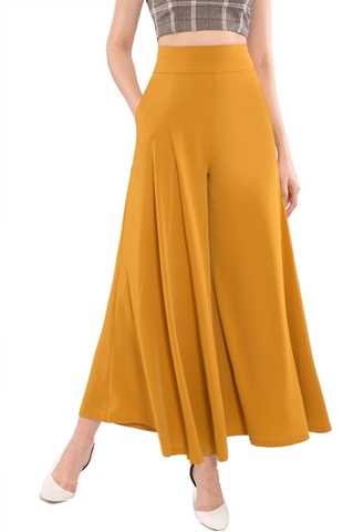 Picture of Darlet Pants (Mustard)