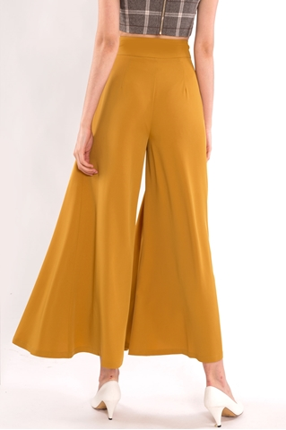 Show details for Darlet Pants (Mustard)