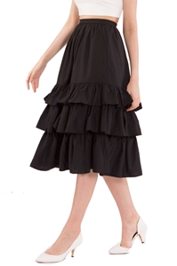 Picture of Duflores Skirt (Black)
