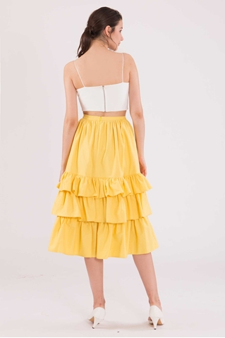 Show details for Duflores Skirt (Yellow)