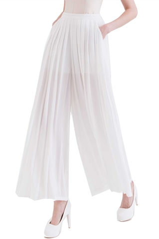 Picture of Dijoza pants (White)