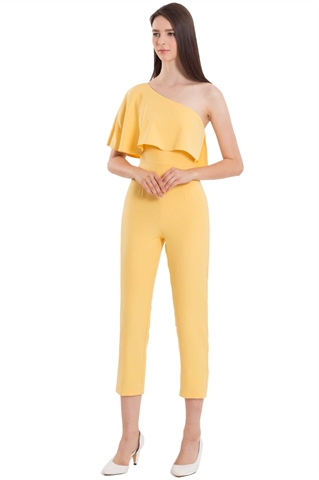 Picture of Dariversux Jumpsuit (Yellow)