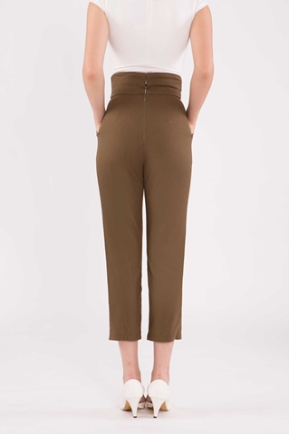 Show details for Dikaguw Pants (Army Green)