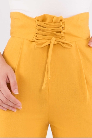 Show details for Dikaguw Pants (Mustard)