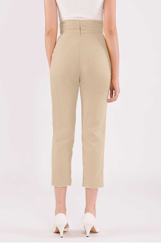 Show details for Dikaguw Pants (Beige)