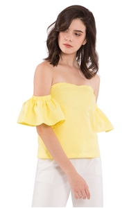 Picture of Dofarxy Top (Yellow)
