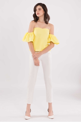 Show details for Dofarxy Top (Yellow)