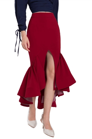Picture of Daguaxu Skirt (Red)