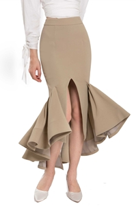 Picture of Daguaxu Skirt (Olive)
