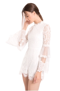 Picture of Datiju Romper (White)