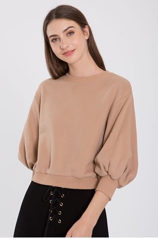 Show details for Daminx Sweater (Beige)