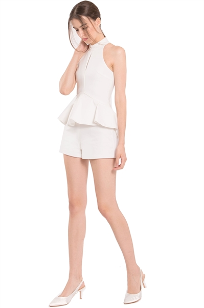 Picture of Dafahus Romper (White)
