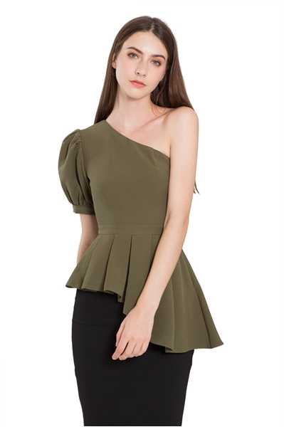 Picture of Diterx Top (Army Green)