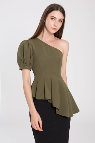 Show details for Diterx Top (Army Green)