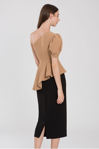 Show details for Diterx Top (Beige)