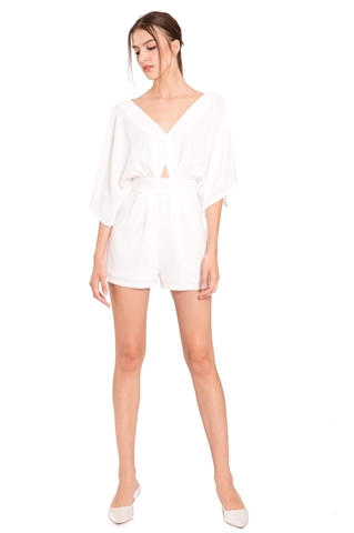 Picture of Dalater Romper (White)