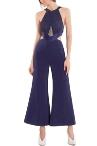 Picture of New Derieny Jumpsuit (Blue)