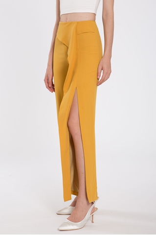 Show details for Daxcolia Pants (Mustard)