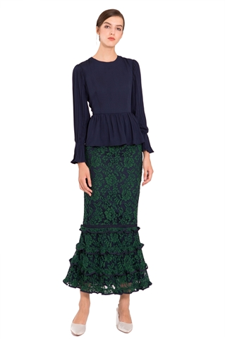 Picture of Yasmin (Navy+Green)