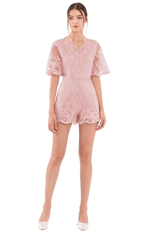 Picture of New Dahokerst Romper (Pale Pink)