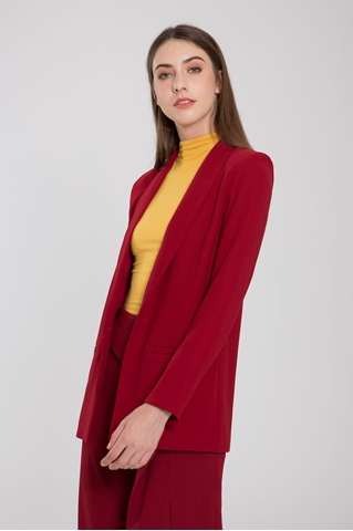 Show details for Derya Jacket (Red)
