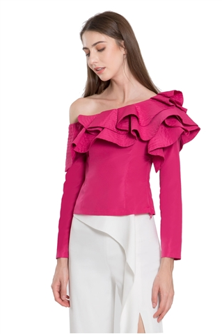 Picture of Denita Top (Pink)