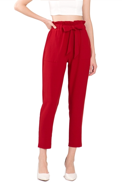 Picture of New Decayden Pants (Red)