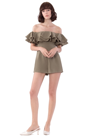 Picture of Dinerjuqa Romper (Olive)