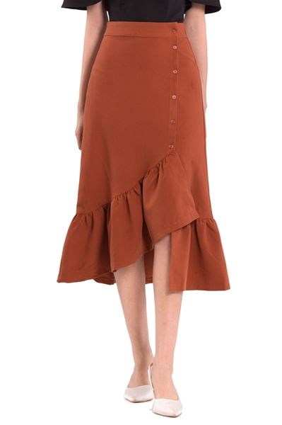Picture of Dakataq Skirt (Brown)