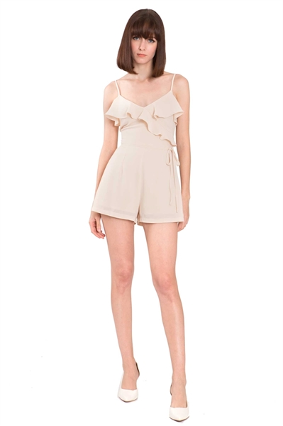 Picture of Daryea Romper (Nude)