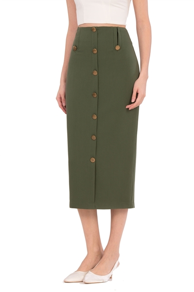 Picture of Derkate Skirt (Green)
