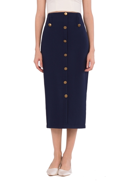 Picture of Derkate Skirt (Navy)