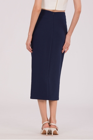 Show details for Derkate Skirt (Navy)