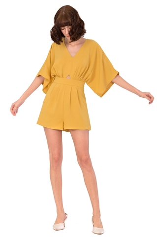 Picture of New Dalater Romper (Yellow)