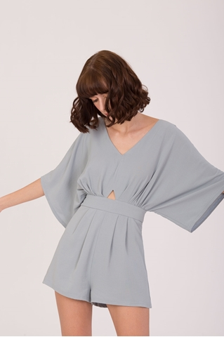Show details for New Dalater Romper (Pale Blue)